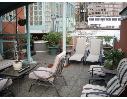 Photo 1: Photos: 905 BEACH Avenue in Vancouver: False Creek North Townhouse for sale (Vancouver West)  : MLS®# V676727