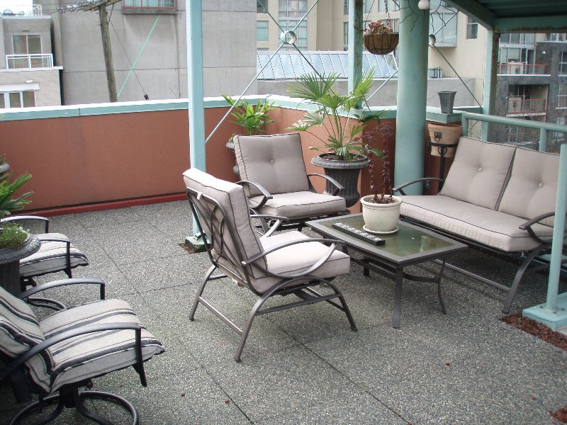 Photo 14: Photos: 905 BEACH Avenue in Vancouver: False Creek North Townhouse for sale (Vancouver West)  : MLS®# V676727