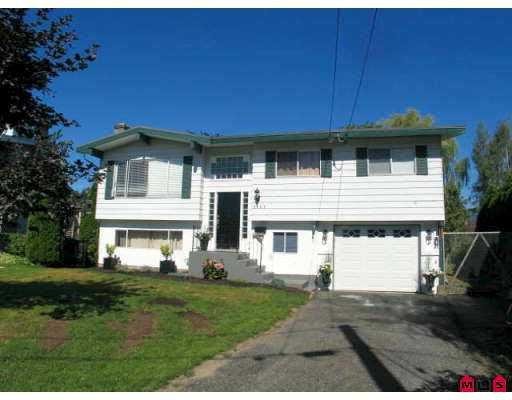 Main Photo: 9147 Armitage Street in Chilliwack: Chilliwack E Young-Yale House for sale : MLS®# H2703499