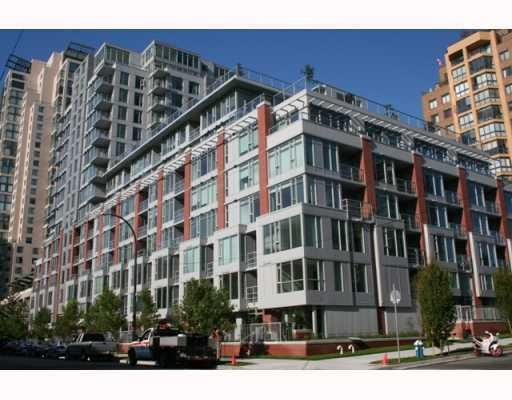 Main Photo: # 904 1133 HOMER ST in Vancouver: Condo for sale : MLS®# V748961