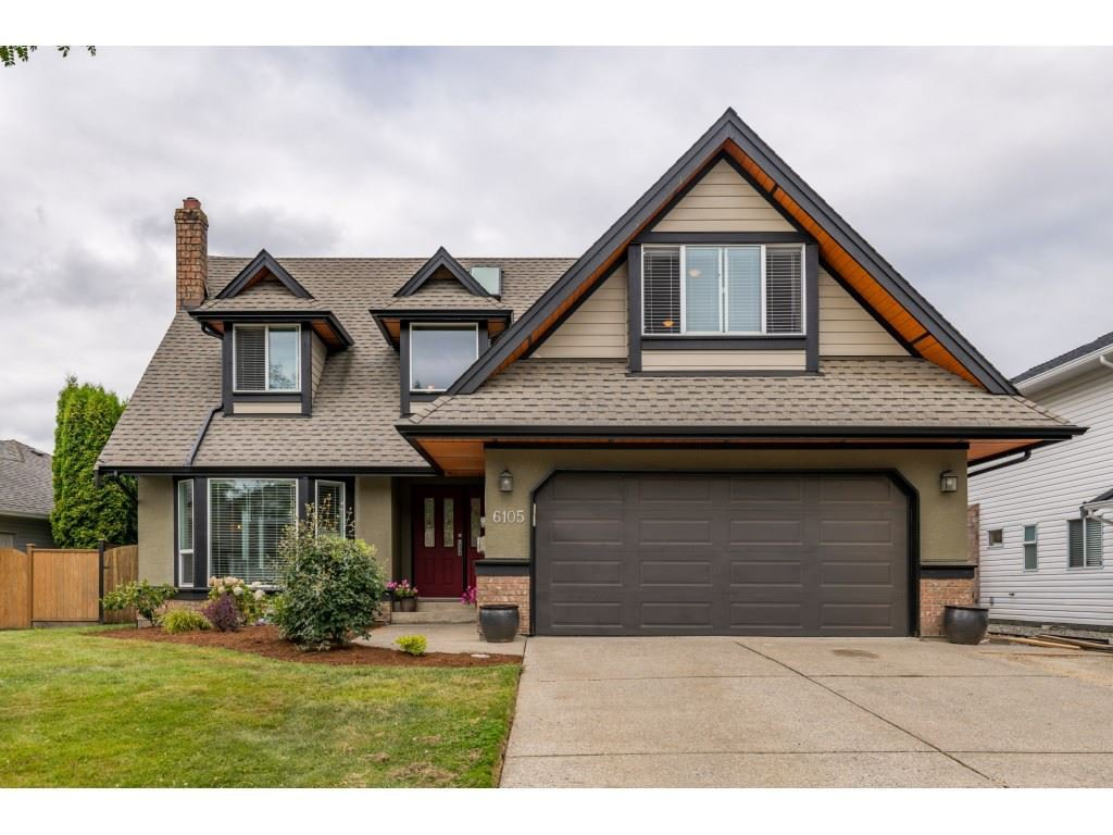 "Main Photo: 6105 187A Street in Surrey: Cloverdale BC House for sale in ""Eaglecrest"" (Cloverdale)  : MLS®# R2392884"