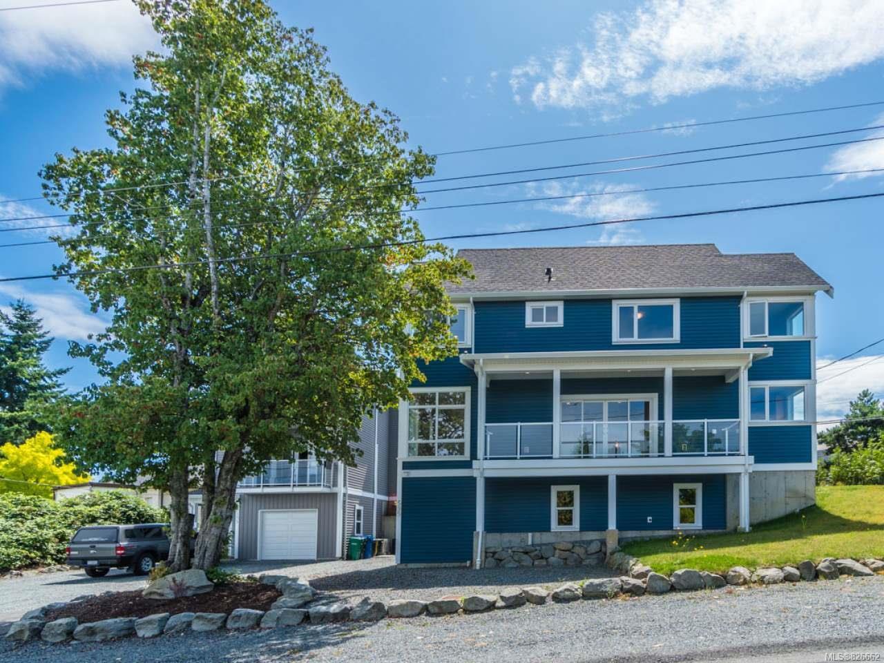 Main Photo: 595 Larch St in NANAIMO: Na Brechin Hill House for sale (Nanaimo)  : MLS®# 826662