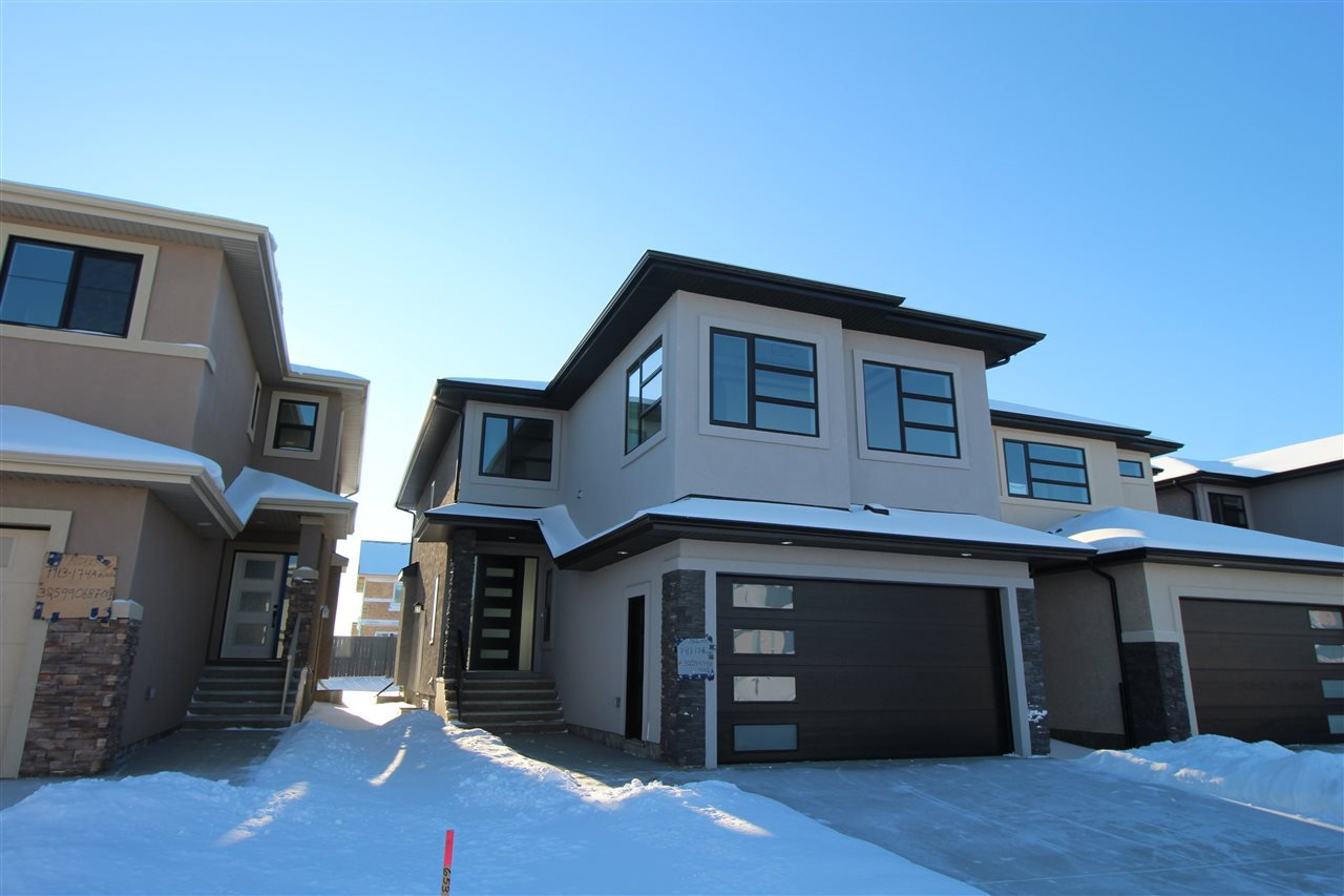 Main Photo: 7917 174A Avenue in Edmonton: Zone 28 House for sale : MLS®# E4185464