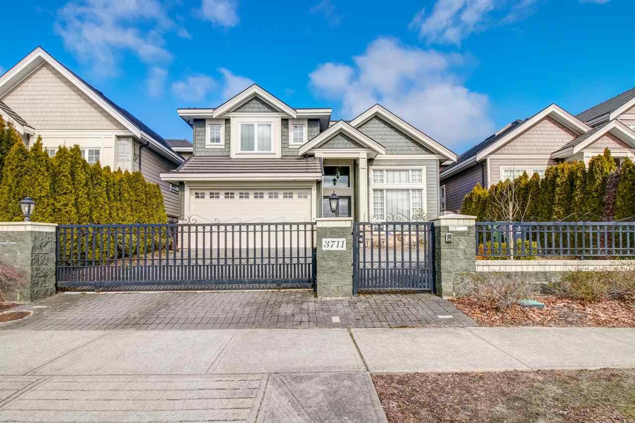 Main Photo: 3711 GRANVILLE Avenue in Richmond: Terra Nova House for sale : MLS®# R2443134