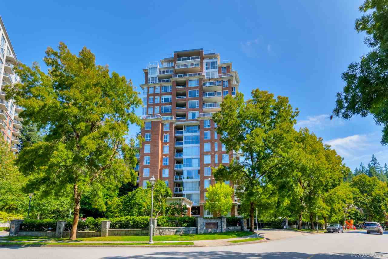 """Main Photo: 404 5615 HAMPTON Place in Vancouver: University VW Condo for sale in """"THE BALMORAL"""" (Vancouver West)  : MLS®# R2487690"""