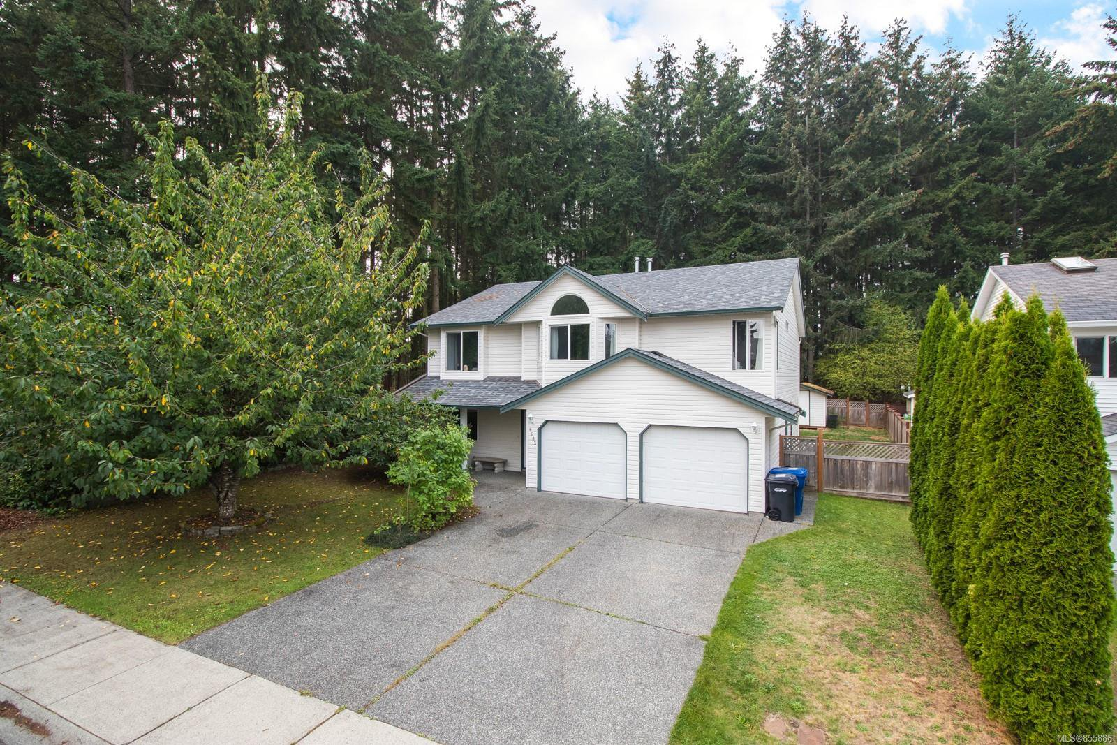 Main Photo: 6583 Nathan Rd in : Na Pleasant Valley House for sale (Nanaimo)  : MLS®# 855886