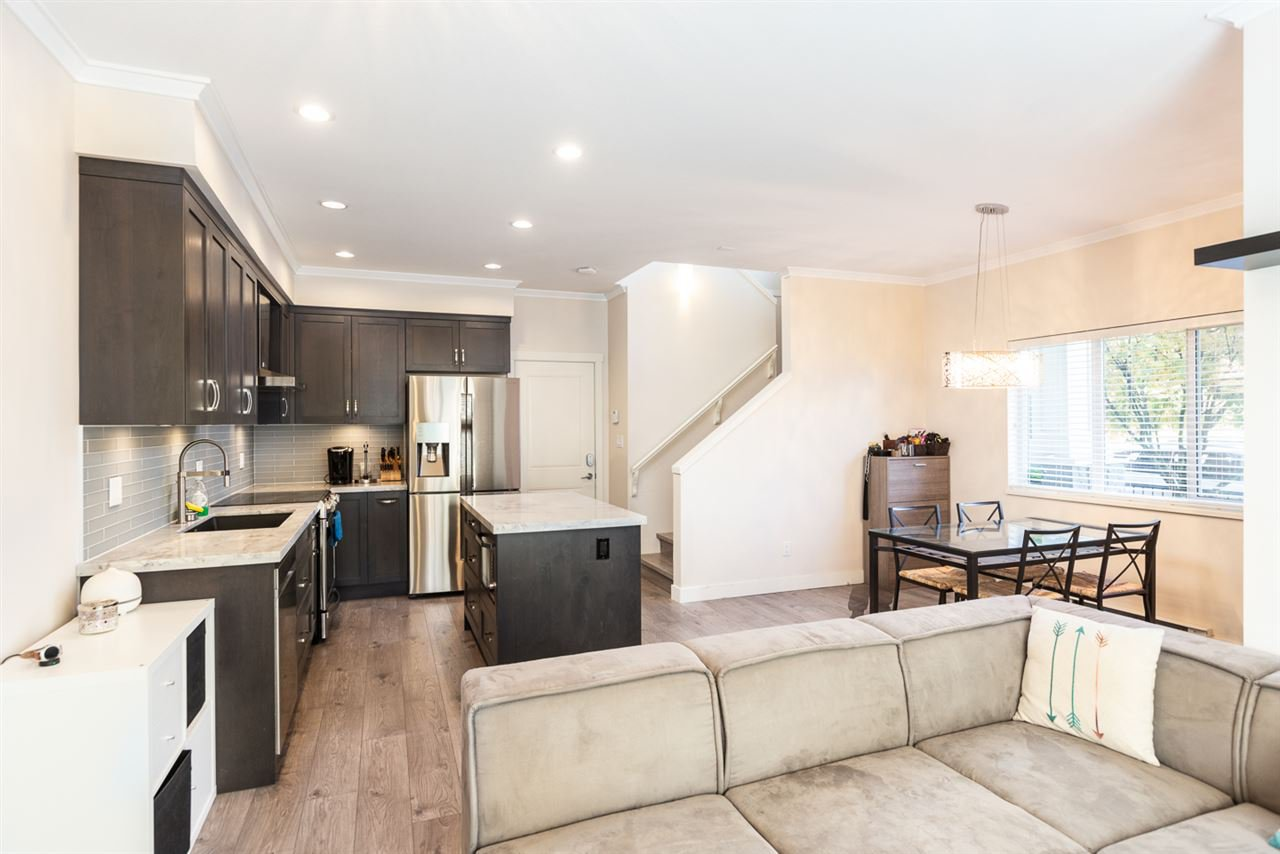 "Main Photo: 12 9888 KEEFER Avenue in Richmond: McLennan North Townhouse for sale in ""ALYSS"" : MLS®# R2430454"