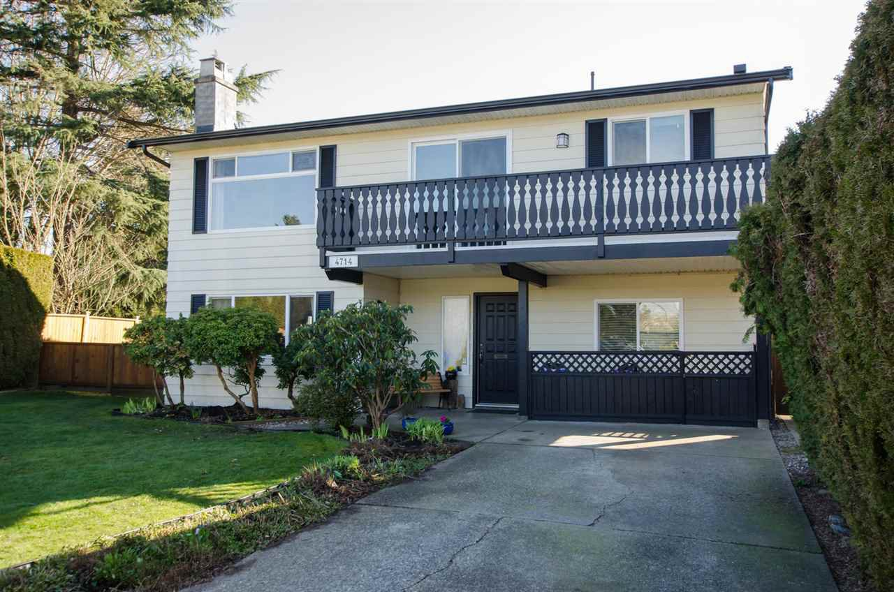 Main Photo: 4714 CANNERY CRESCENT in Delta: Ladner Elementary House for sale (Ladner)  : MLS®# R2443756