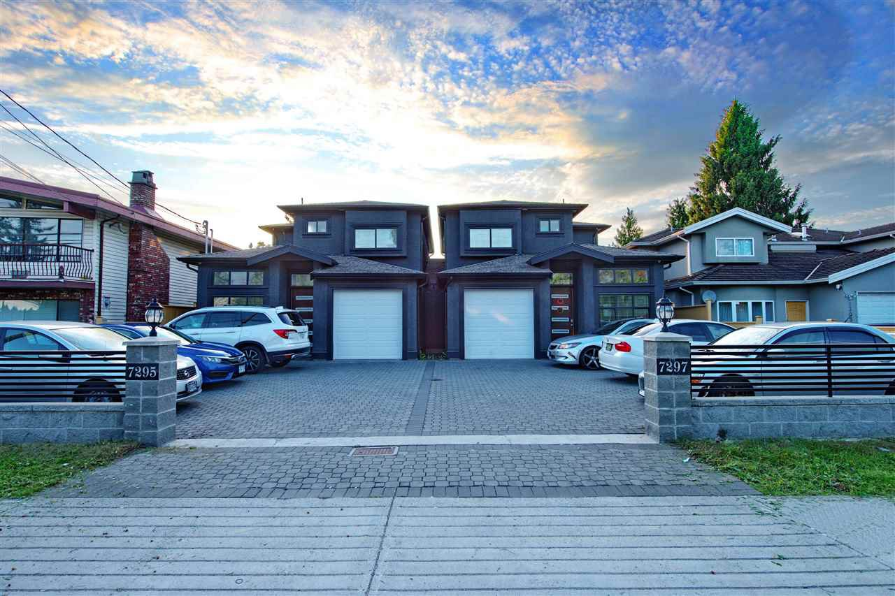 Main Photo: 7295 10TH Avenue in Burnaby: Edmonds BE 1/2 Duplex for sale (Burnaby East)  : MLS®# R2494629