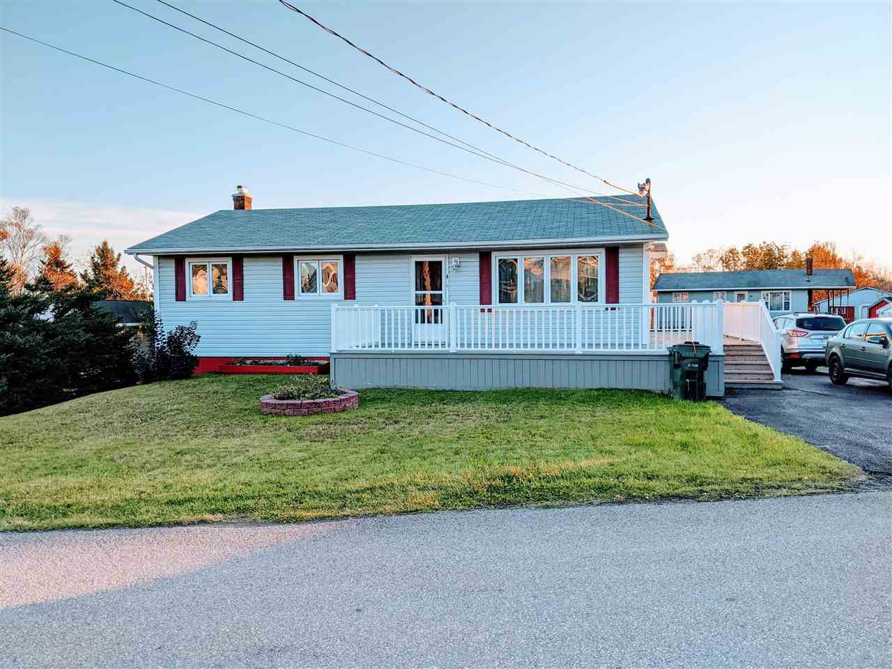 Main Photo: 43 International Street in Glace Bay: 203-Glace Bay Residential for sale (Cape Breton)  : MLS®# 202022170