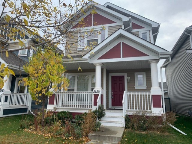Main Photo: 2120 74 Street in Edmonton: Zone 53 House for sale : MLS®# E4219093