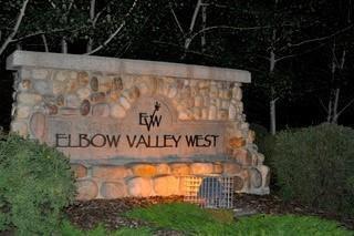 West entrance to EVW on Lott Creek