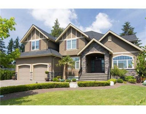 Main Photo: 753 COTTONWOOD AV in Coquitlam: House for sale : MLS®# V837632