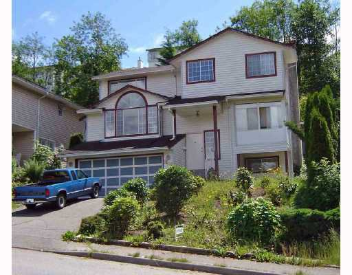 Main Photo: 3156 PIER Drive in Coquitlam: Ranch Park House for sale : MLS®# V655409