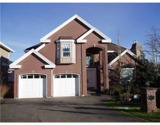 Main Photo: 1575 WARBLER LN in Coquitlam: House for sale : MLS®# V860899