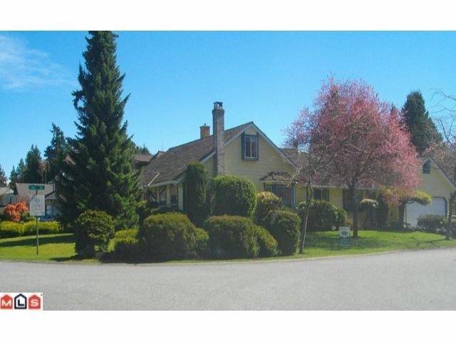 "Main Photo: 12618 21A AV in Surrey: Crescent Bch Ocean Pk. House for sale in ""Ocean cliff Estates"" (South Surrey White Rock)  : MLS®# F1110188"