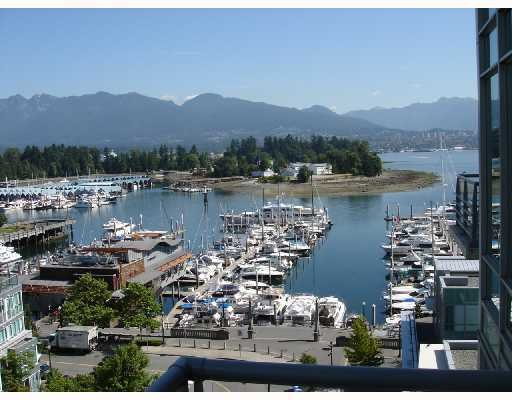"""Main Photo: # 807 590 NICOLA ST in Vancouver: Coal Harbour Condo for sale in """"CASCINA"""" (Vancouver West)  : MLS®# V745320"""