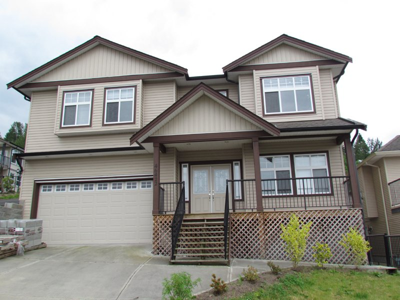 Main Photo: 46422 VALLEYVIEW RD in SARDIS: Promontory House for rent (Sardis)