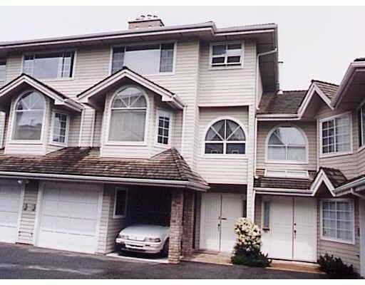 "Main Photo: 3 8180 BENNETT RD in Richmond: Brighouse South Townhouse for sale in ""CANAAN COURT"" : MLS®# V582232"