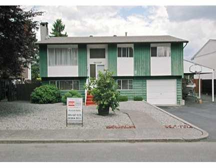Main Photo: 22873 122ND AV in Maple Ridge: East Central House for sale : MLS®# V598073