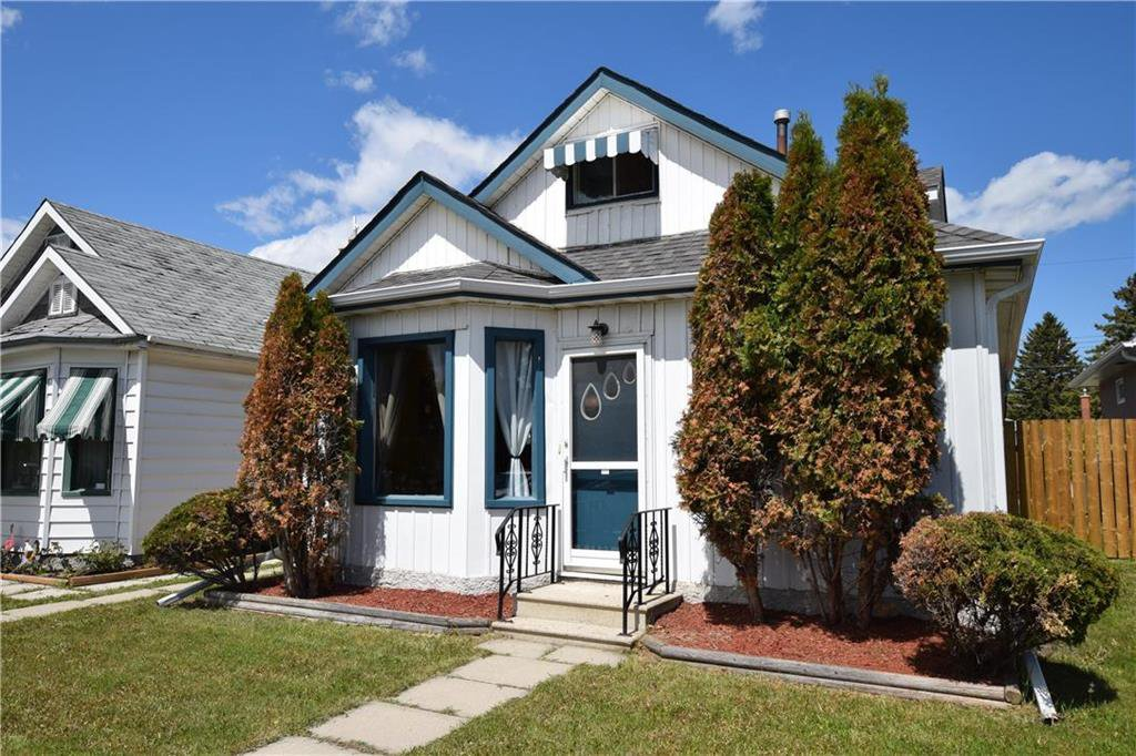 Main Photo: 573 Windsor Avenue in Winnipeg: East Kildonan Residential for sale (3B)  : MLS®# 1923474