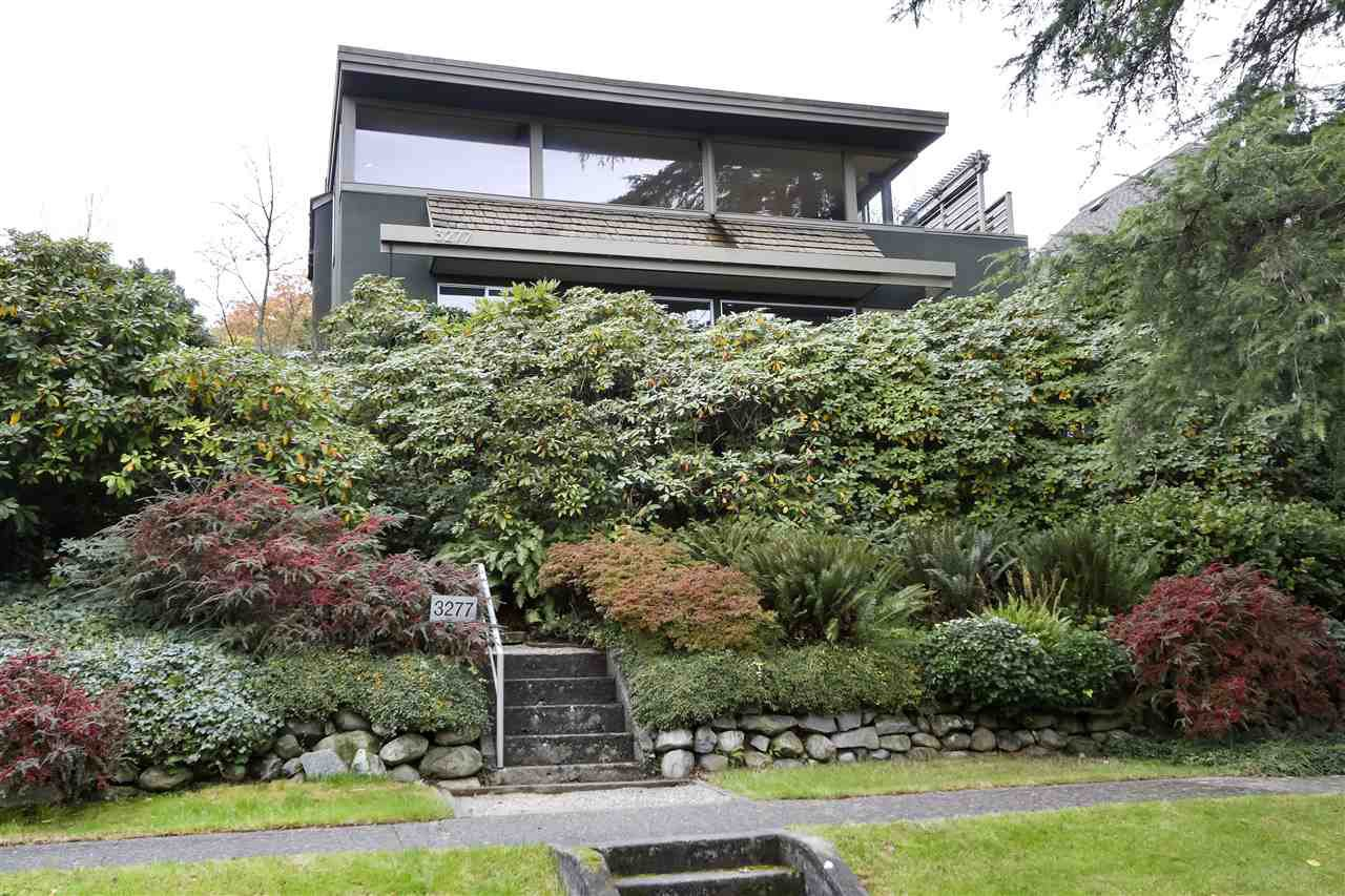 Main Photo: 3277 QUESNEL Drive in Vancouver: Dunbar House for sale (Vancouver West)  : MLS®# R2416863