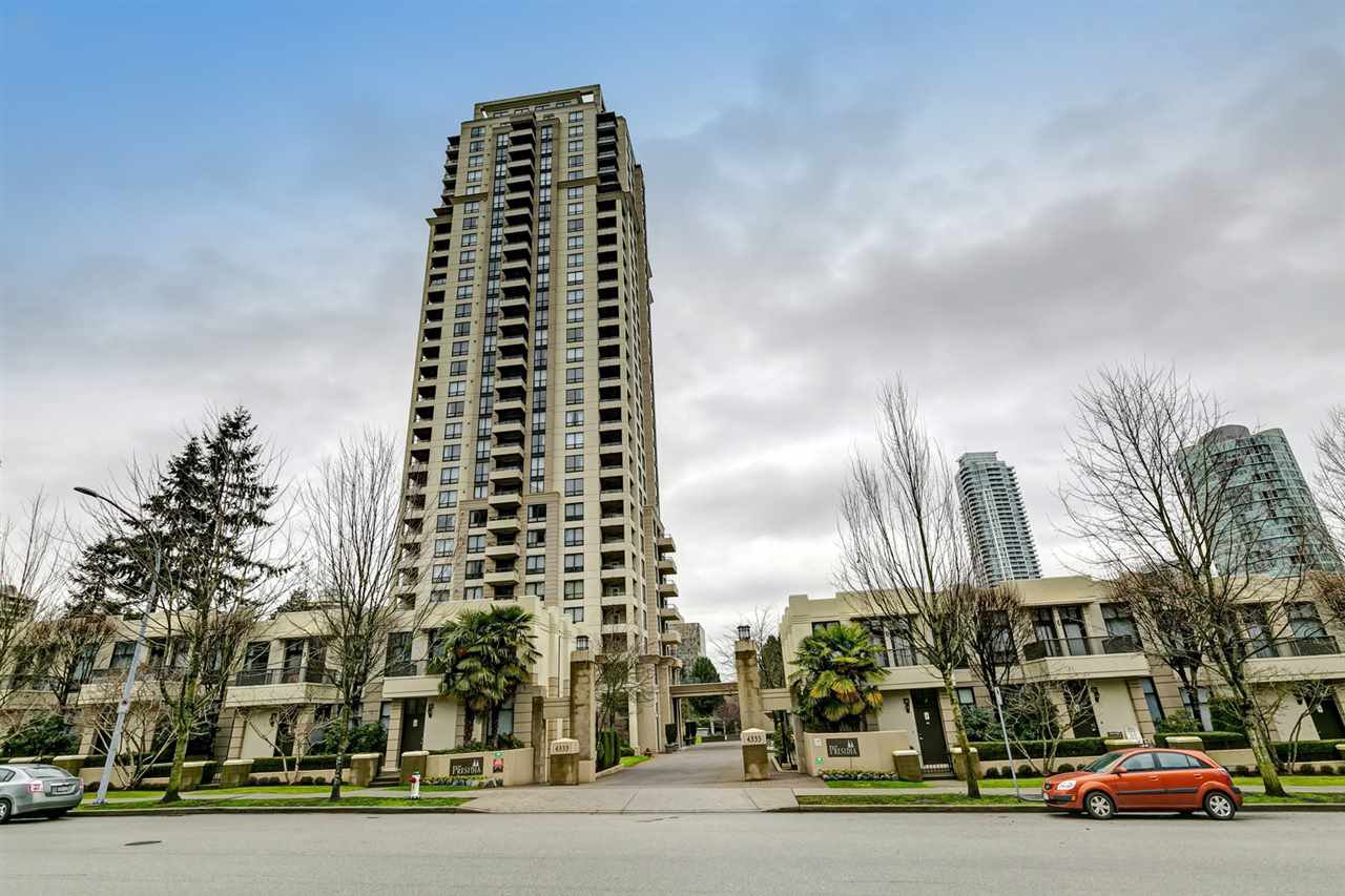"Main Photo: 3006 4333 CENTRAL Boulevard in Burnaby: Metrotown Condo for sale in ""Presidia"" (Burnaby South)  : MLS®# R2423050"