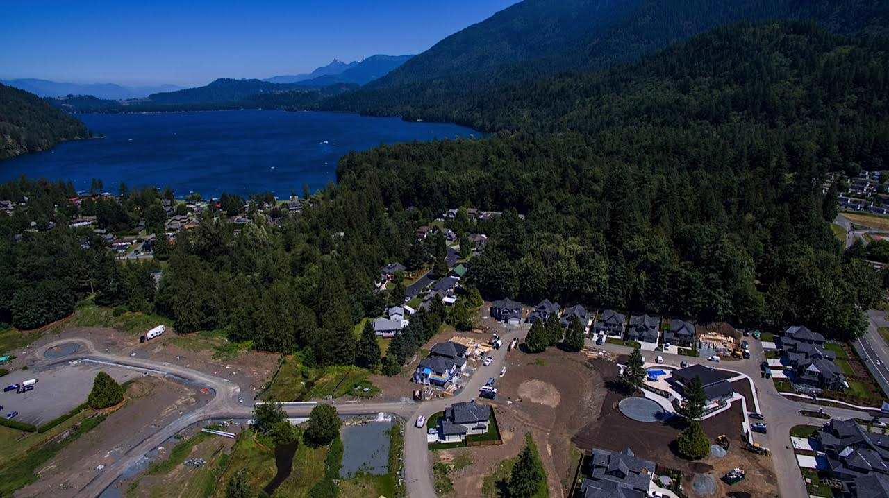 "Main Photo: 62 1885 COLUMBIA VALLEY Road: Lindell Beach Land for sale in ""Aquadel"" (Cultus Lake)  : MLS®# R2436692"