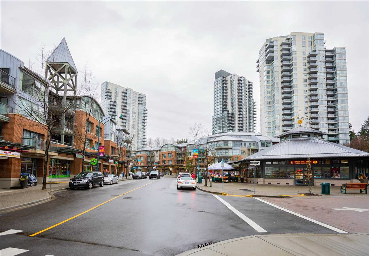 """Main Photo: 410 260 NEWPORT Drive in Port Moody: North Shore Pt Moody Condo for sale in """"THE MCNAIR"""" : MLS®# R2444010"""