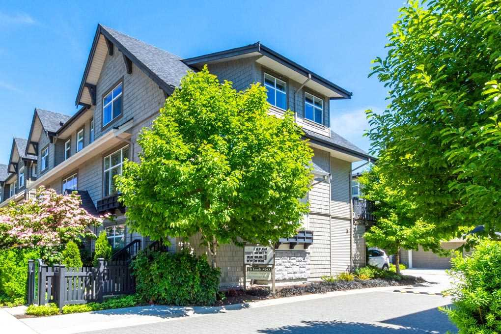 "Main Photo: 728 ORWELL Street in North Vancouver: Lynnmour Townhouse for sale in ""Wedgewood by Polygon"" : MLS®# R2454255"