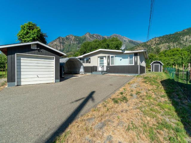 Main Photo: 737 ORCHARD DRIVE: Lillooet House for sale (South West)  : MLS®# 157500