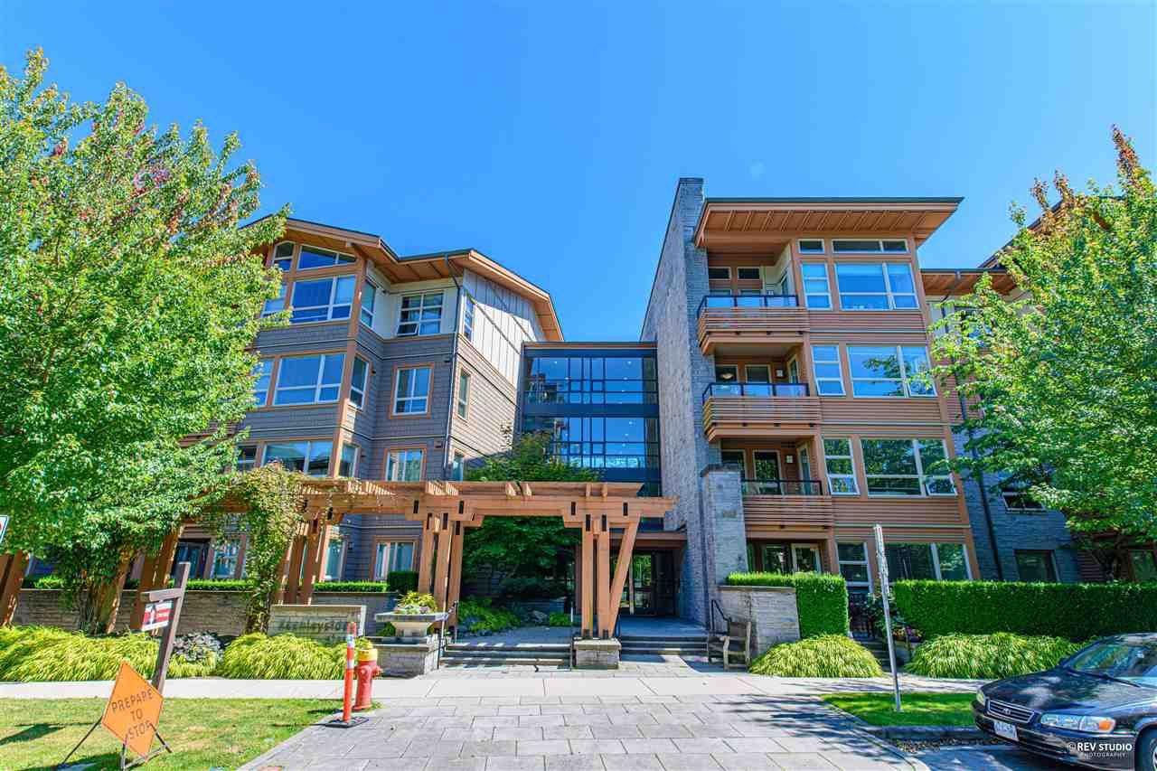 Main Photo: 310 5788 BIRNEY AVENUE in Vancouver: University VW Condo for sale (Vancouver West)  : MLS®# R2471447