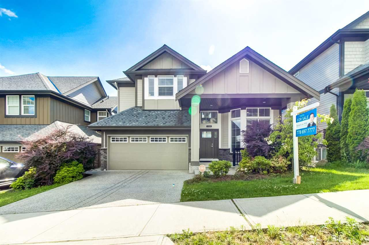 Main Photo: 3500 PRINCETON AVENUE in Coquitlam: Burke Mountain House for sale : MLS®# R2485728