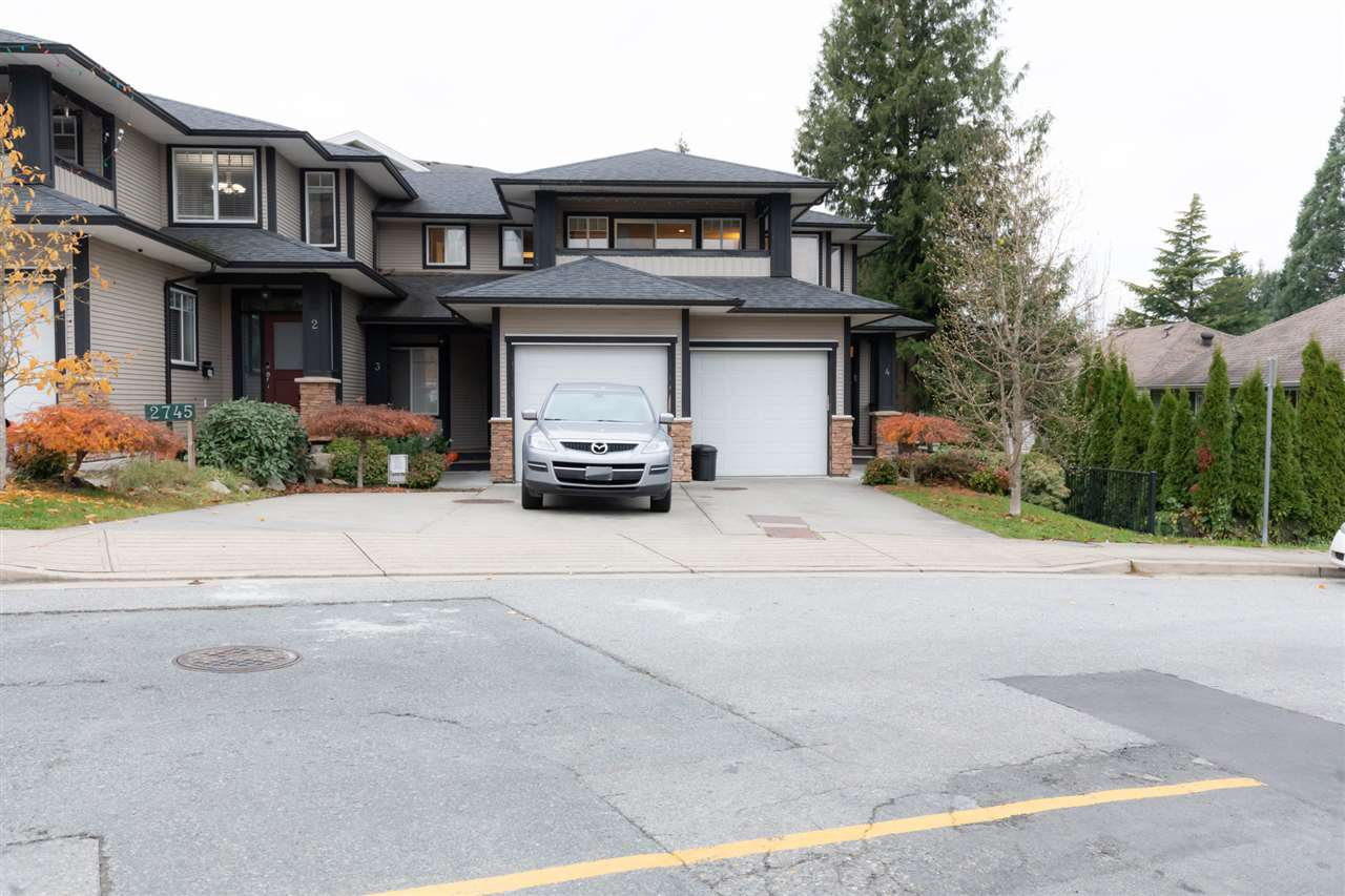 Main Photo: 4 2745 FULLER Street in Abbotsford: Central Abbotsford Townhouse for sale : MLS®# R2517707