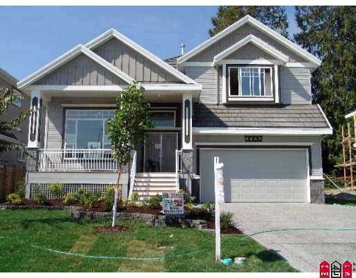 "Main Photo: 6863 151A Street in Surrey: East Newton House for sale in ""East Newton"" : MLS®# F2707074"