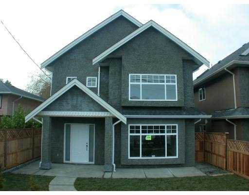 "Main Photo: 8297 NO 1 RD in Richmond: Seafair House for sale in ""SEAFAIR"" : MLS®# V568231"