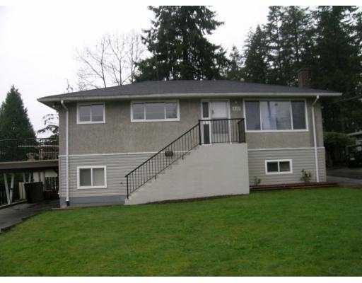 Main Photo: 532 POIRIER Street in Coquitlam: Central Coquitlam House for sale : MLS®# V698951
