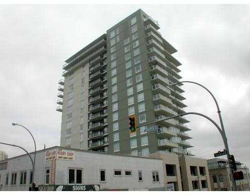"""Main Photo: 1602 39 6TH Street in New_Westminster: Downtown NW Condo for sale in """"QUANTUM"""" (New Westminster)  : MLS®# V705885"""
