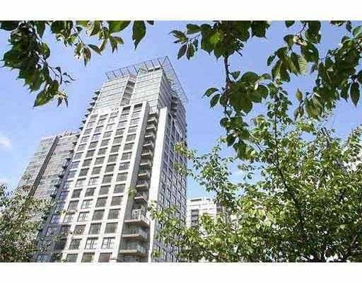 Main Photo: 1801 989 Beatty Street in Vancouver: DT Downtown Condo for sale (VW Vancouver West)  : MLS®# V620526