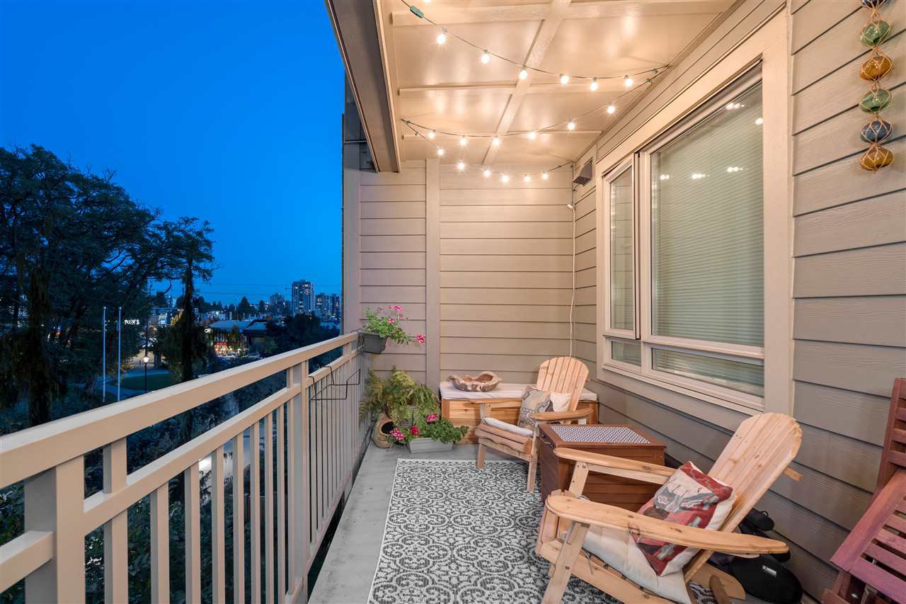 "Main Photo: 319 119 W 22ND Street in North Vancouver: Central Lonsdale Condo for sale in ""Anderson Walk"" : MLS®# R2411433"