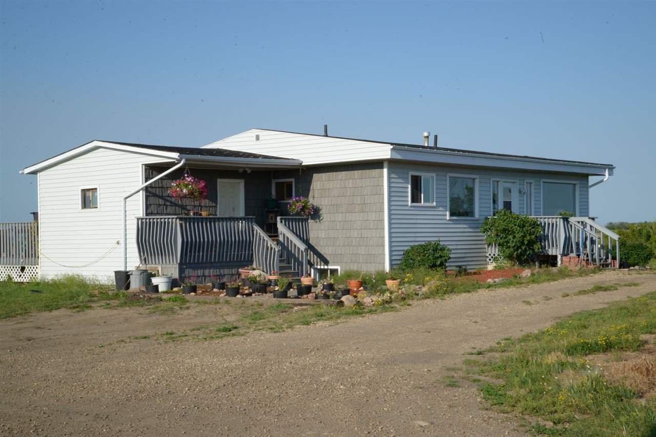 Main Photo: 45063A TWP RD 734 (KLESKUN NORTH): Rural Grande Prairie County House for sale : MLS®# E4190067