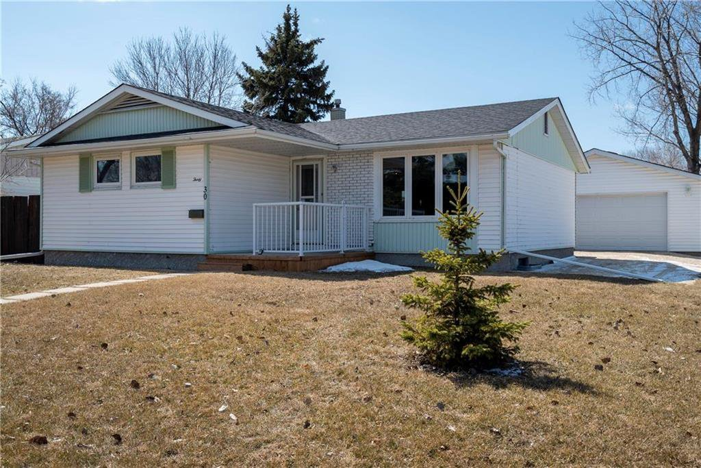 Main Photo: 30 Cherwell Road in Winnipeg: Southdale Residential for sale (2H)  : MLS®# 202007954