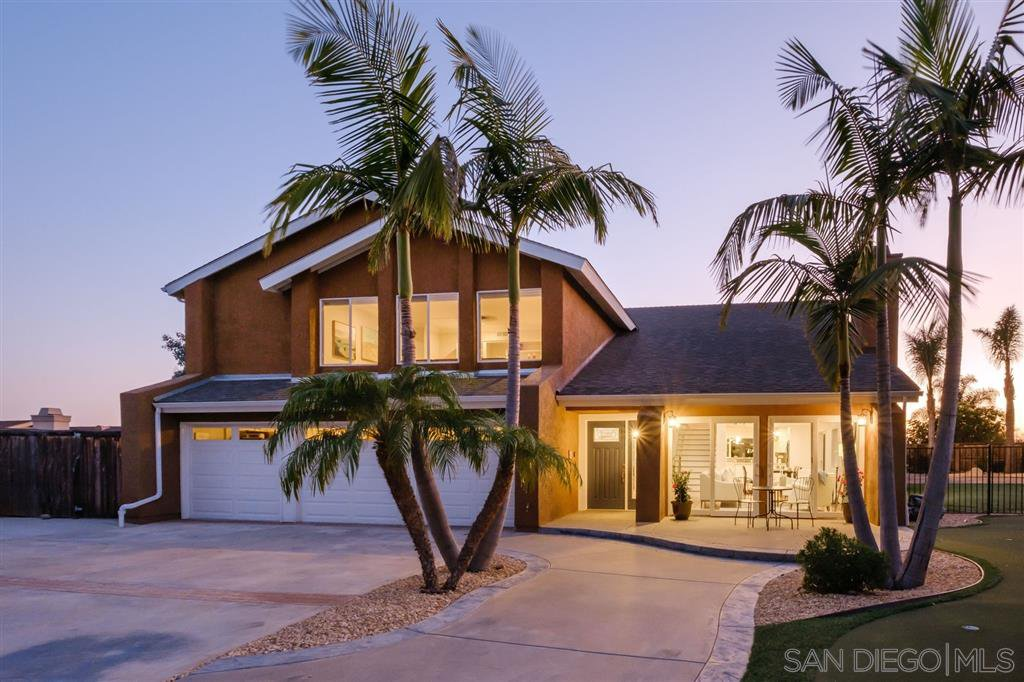 Main Photo: TIERRASANTA House for sale : 6 bedrooms : 11767 Invierno Dr in San Diego
