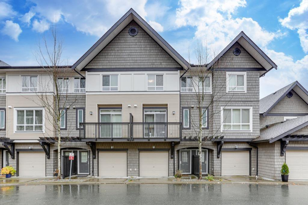 "Main Photo: 68 1305 SOBALL Street in Coquitlam: Burke Mountain Townhouse for sale in ""TYNERIDGE"" : MLS®# R2517780"