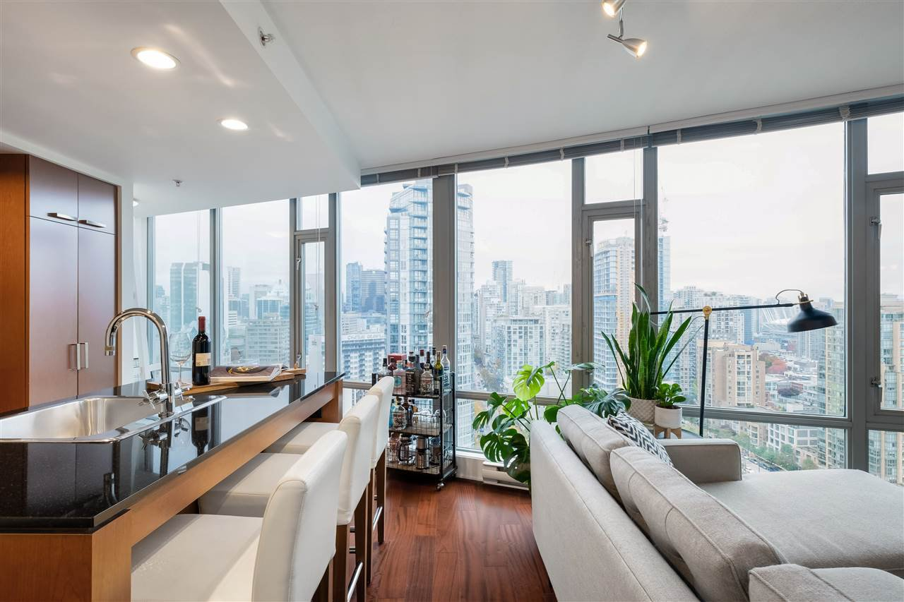 Main Photo: 2501 1255 SEYMOUR STREET in Vancouver: Downtown VW Condo for sale (Vancouver West)  : MLS®# R2513386