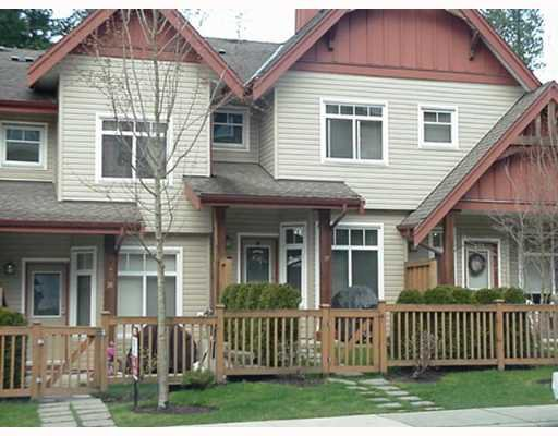 """Main Photo: 50 PANORAMA Place in Port Moody: Heritage Woods PM Townhouse for sale in """"ADVENTURE RIDGE"""" : MLS®# V640924"""
