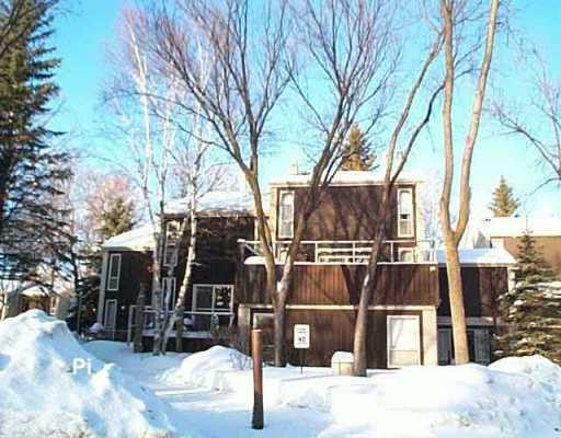 Main Photo: 42 1 SNOW Street in WINNIPEG: Fort Garry / Whyte Ridge / St Norbert Condominium for sale (South Winnipeg)  : MLS®# 2600861