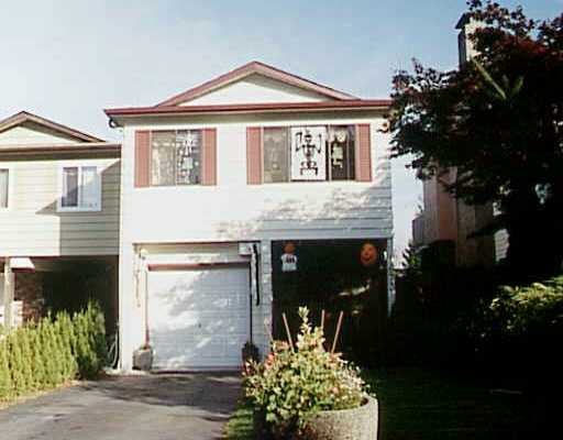 Main Photo: 1673 MAGELLAN ST in Port_Coquitlam: Mary Hill House 1/2 Duplex for sale (Port Coquitlam)  : MLS®# V241617