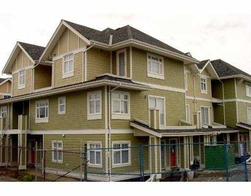 """Main Photo: 7388 MACPHERSON Ave in Burnaby: Metrotown Townhouse for sale in """"ACACIA GARDENS"""" (Burnaby South)  : MLS®# V614183"""