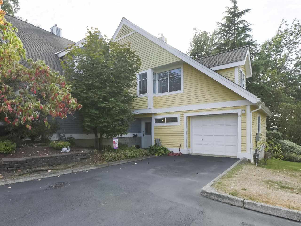 "Main Photo: 30 4847 219 Street in Langley: Murrayville Townhouse for sale in ""Waterford Ridge"" : MLS®# R2402627"